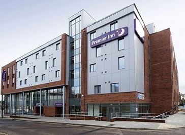 Exeter City Centre hotel