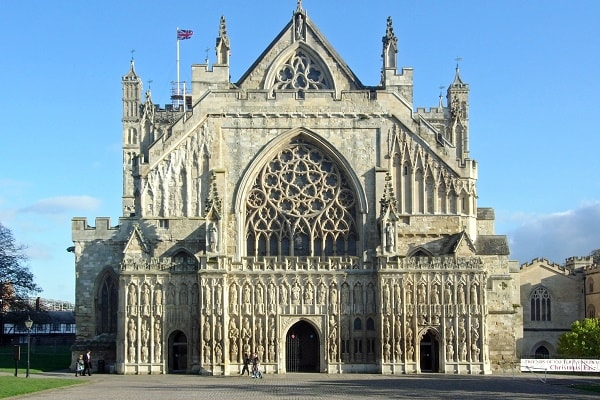 Attractions and Places to Visit in Exeter