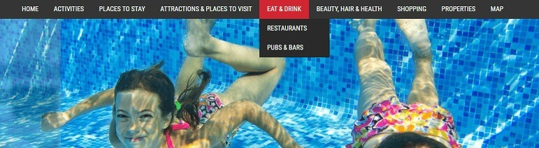 Drop Down menus Advertise with us What's on in Exeter